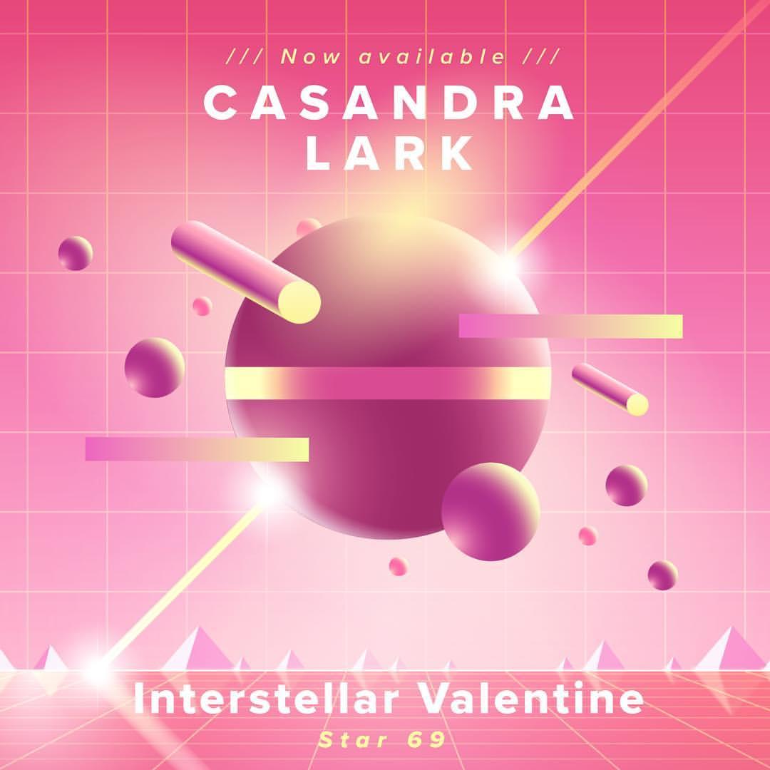 Casandra Lark – Interstellar Valentine