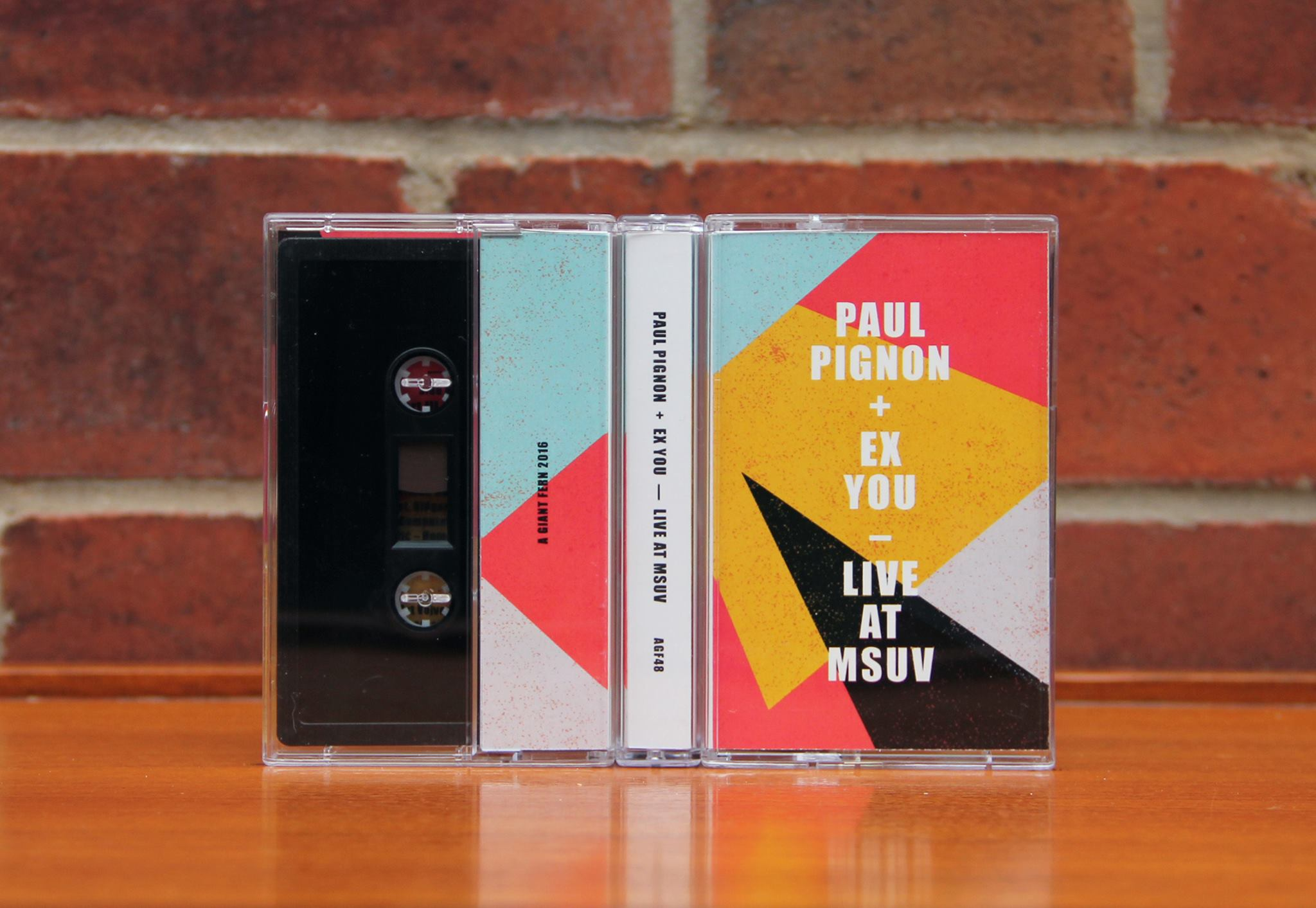 Paul Pignon & Ex You – Live at MSUV